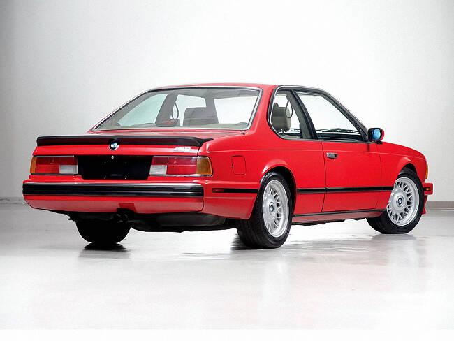 BMW M6 E24 - 7
