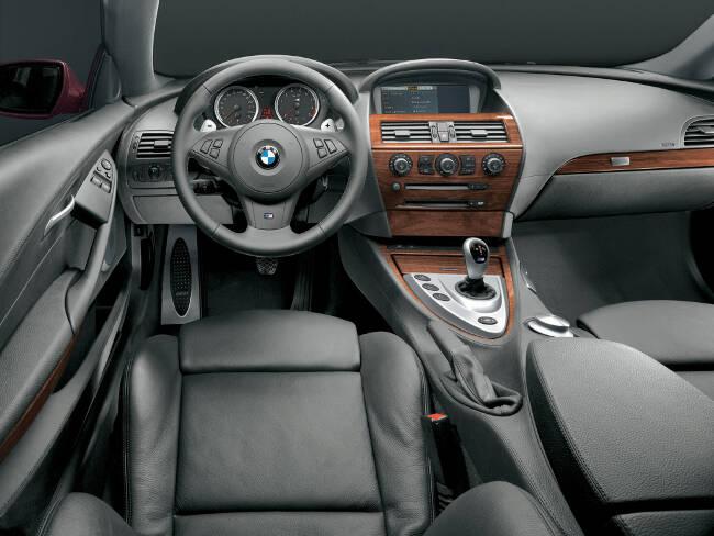 BMW M6 E63 - 1