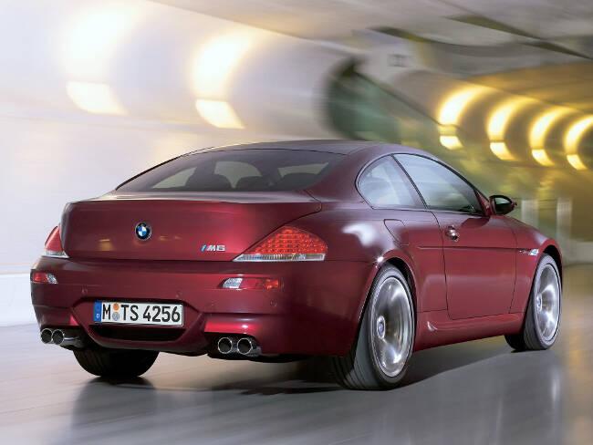 BMW M6 E63 - 11