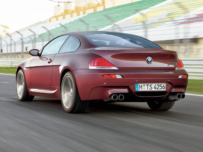 BMW M6 E63 - 13