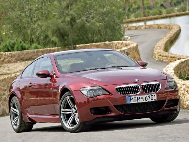 BMW M6 E63 - 14