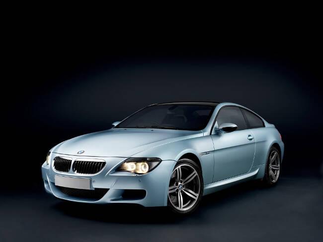 BMW M6 E63 - 18