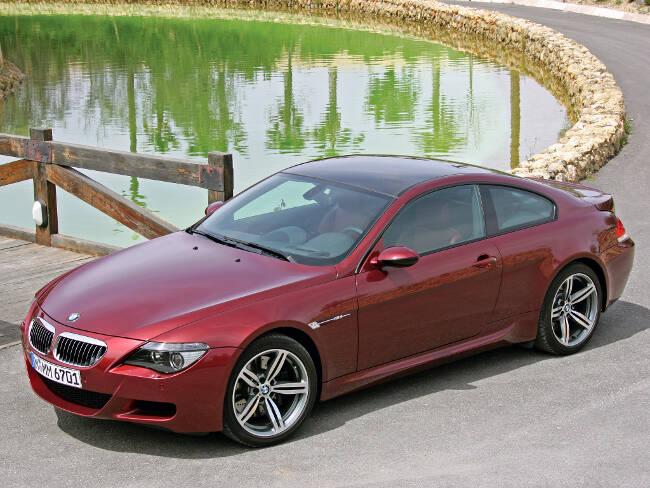 BMW M6 E63 - 3