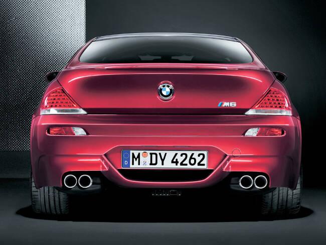 BMW M6 E63 - 5