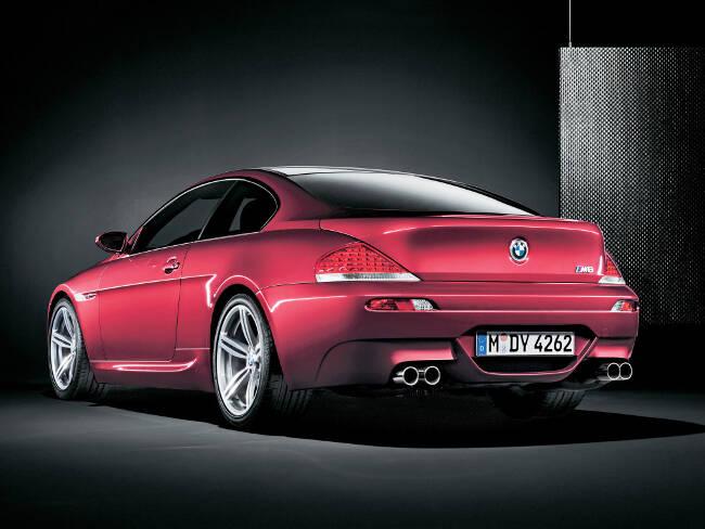 BMW M6 E63 - 9
