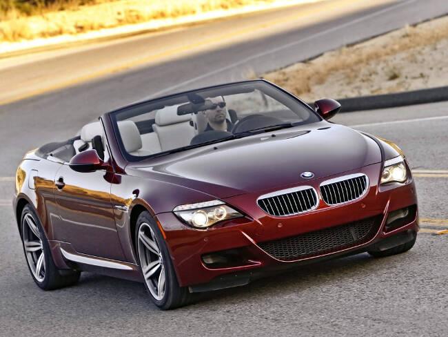 BMW M6 E64 - 11