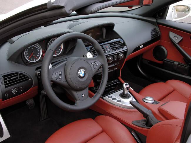 BMW M6 E64 - 3