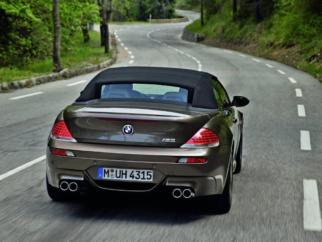 BMW M6 E64 - 7