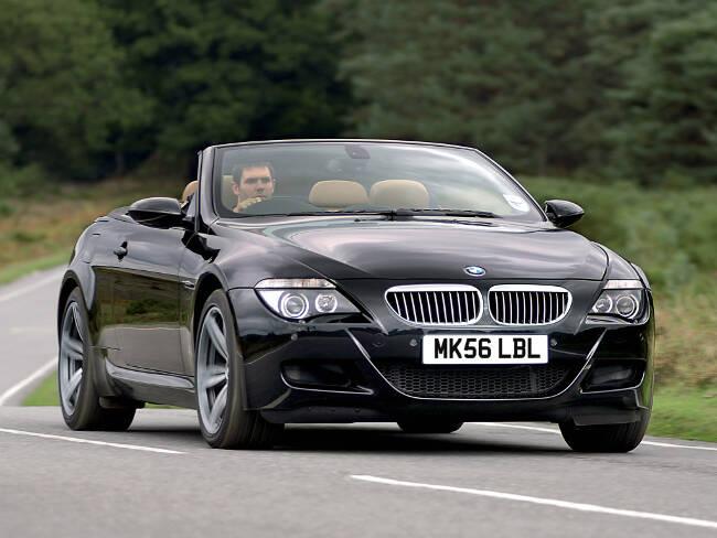 BMW M6 E64 - 9