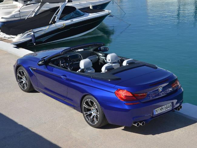 BMW M6 F12 - 17