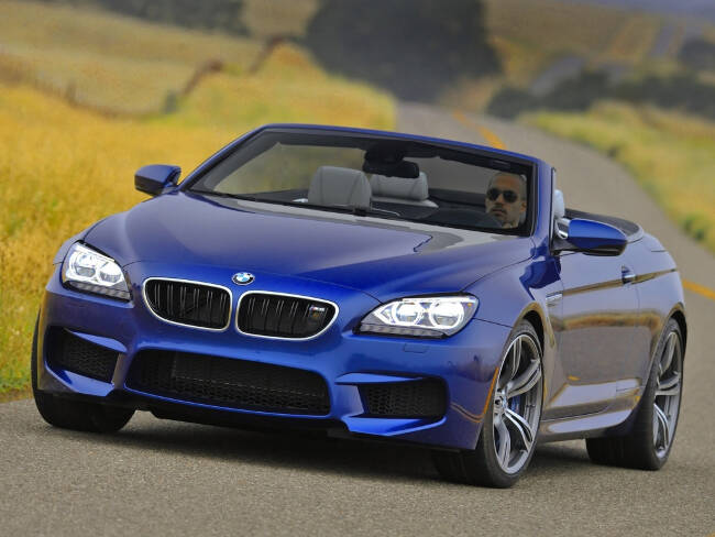 BMW M6 F12 - 22