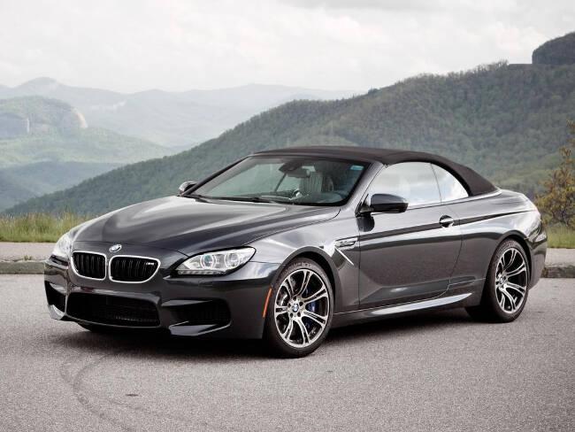 BMW M6 F12 - 23