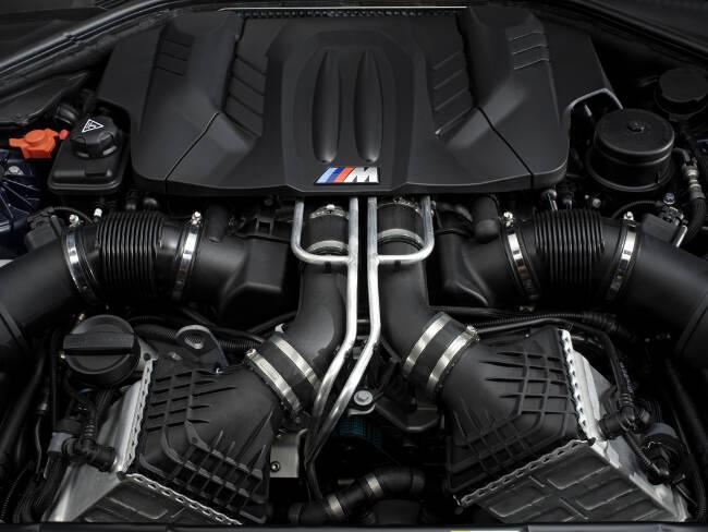 BMW M6 F12 - 9