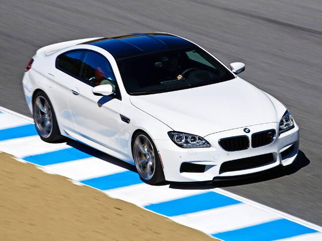 BMW M6 F13 - 16