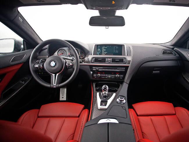 BMW M6 F13 - 17