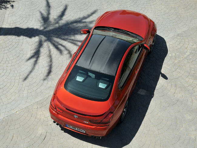 BMW M6 F13 - 9
