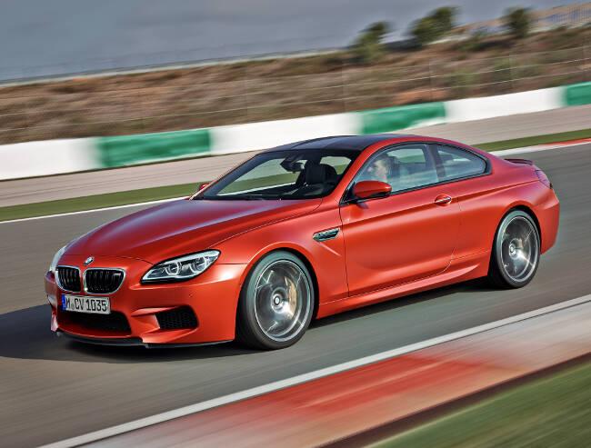 BMW M6 F13 LCI - 10