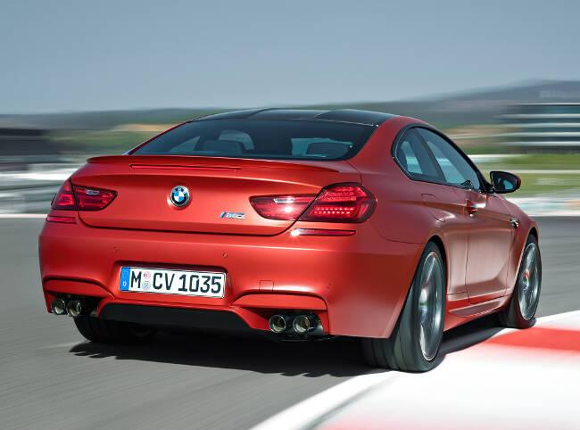 BMW M6 F13 LCI - 5