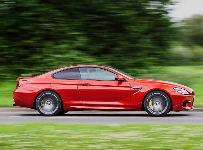 BMW M6 F13 LCI - 7