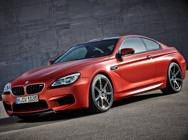 BMW M6 F13 LCI - 9