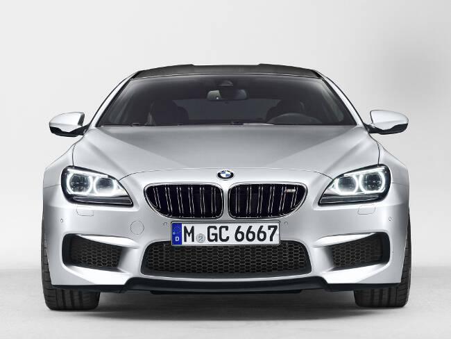 BMW M6 Gran Coupe F06 - 1