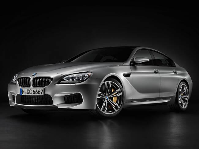 BMW M6 Gran Coupe F06 - 10