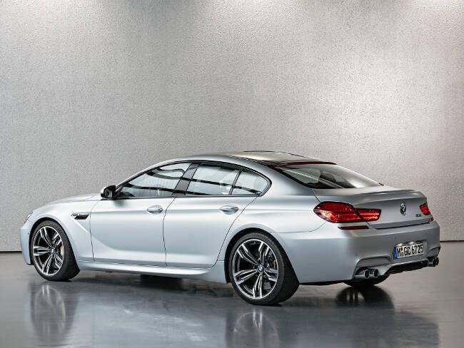 BMW M6 Gran Coupe F06 - 12