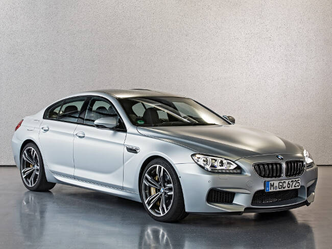 BMW M6 Gran Coupe F06 - 13