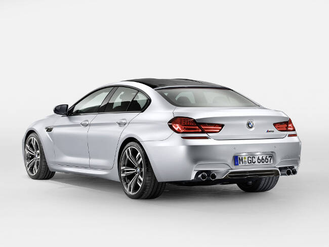 BMW M6 Gran Coupe F06 - 15