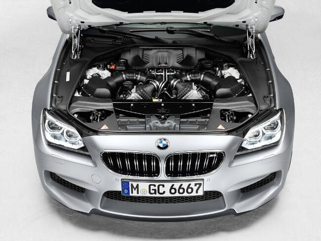 BMW M6 Gran Coupe F06 - 17