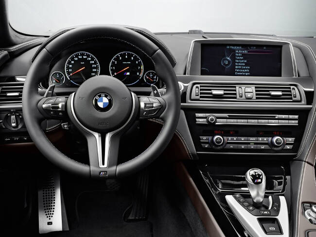 BMW M6 Gran Coupe F06 - 18