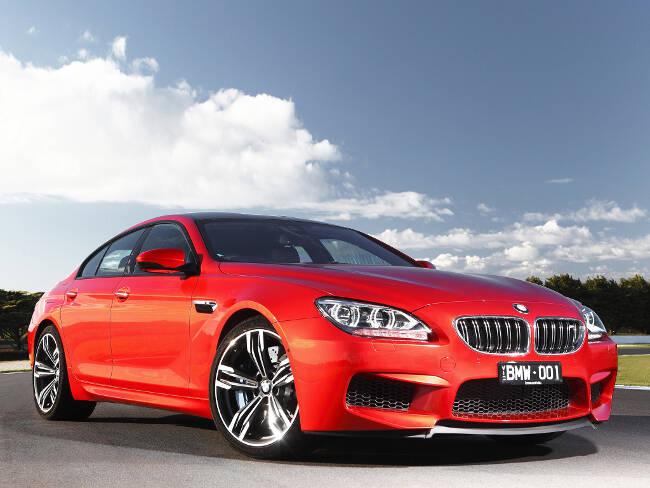 BMW M6 Gran Coupe F06 - 23