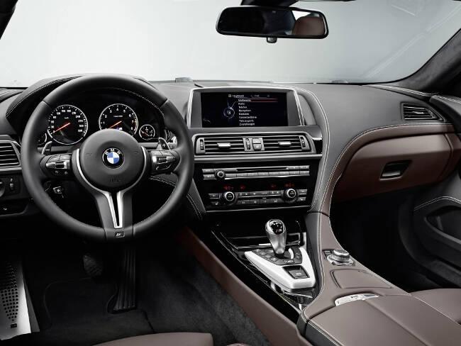 BMW M6 Gran Coupe F06 - 3