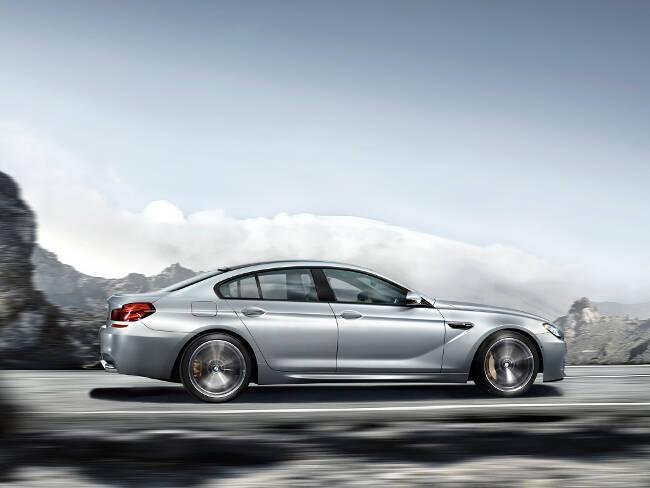 BMW M6 Gran Coupe F06 - 6