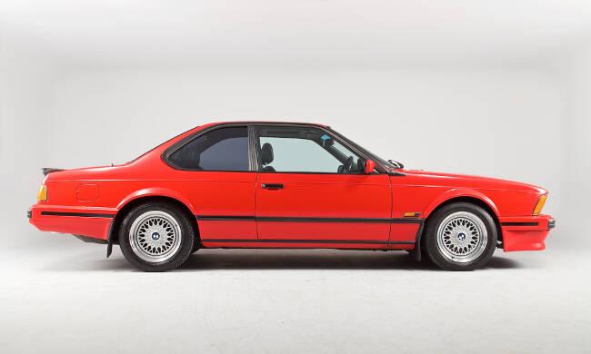 BMW M635i E24 - 11