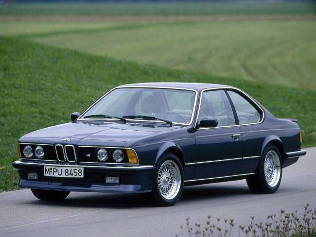BMW M635i E24 - 2