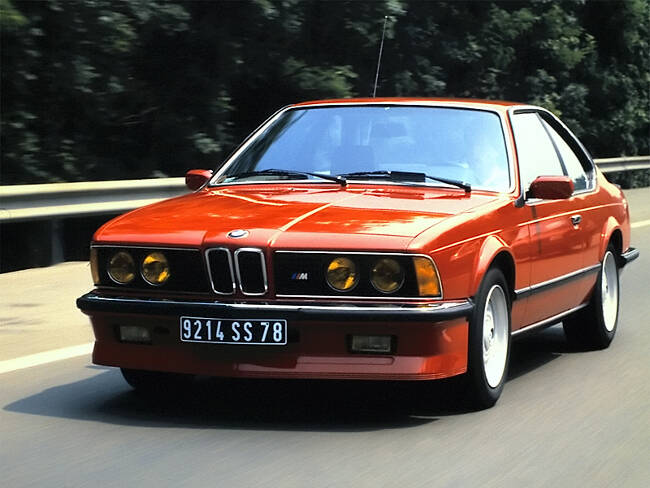 BMW M635i E24 - 3