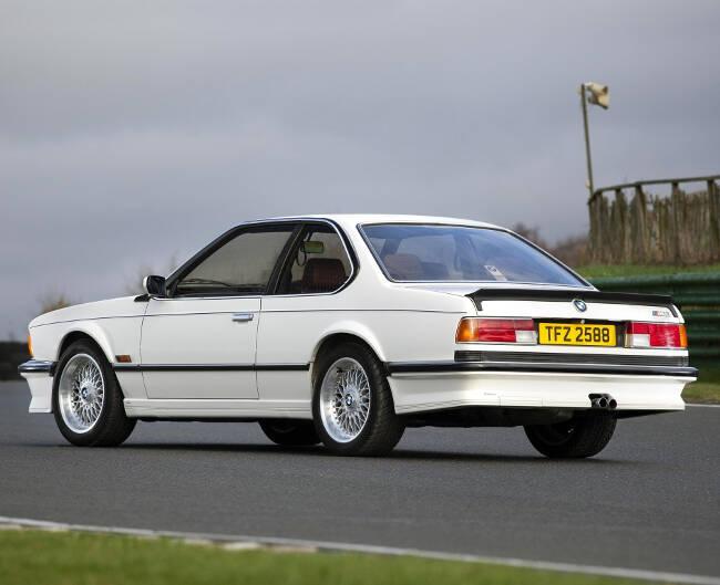 BMW M635i E24 - 4