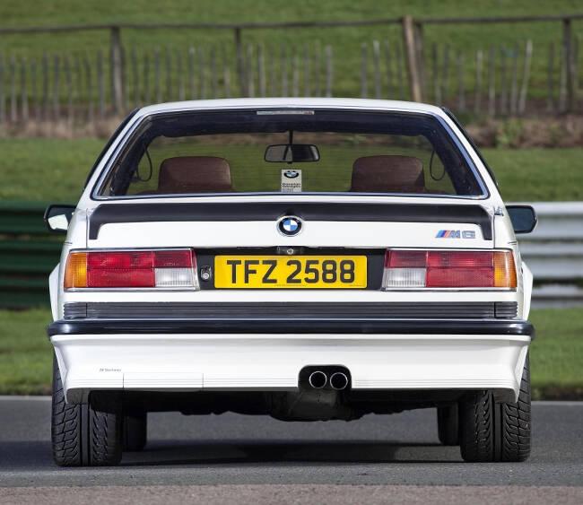 BMW M635i E24 - 5