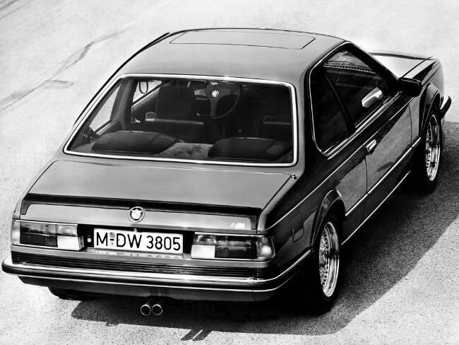 BMW M635i E24 - 8