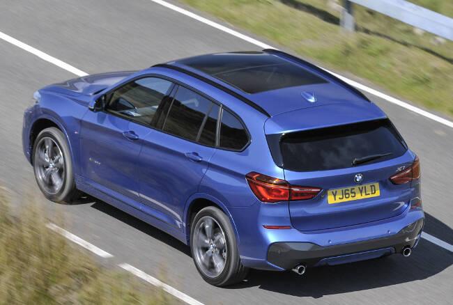 BMW X1 M Sport Package F48 - 11