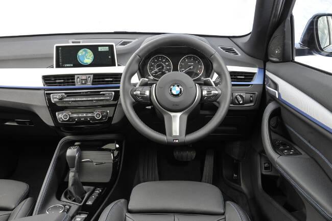 BMW X1 M Sport Package F48 - 12