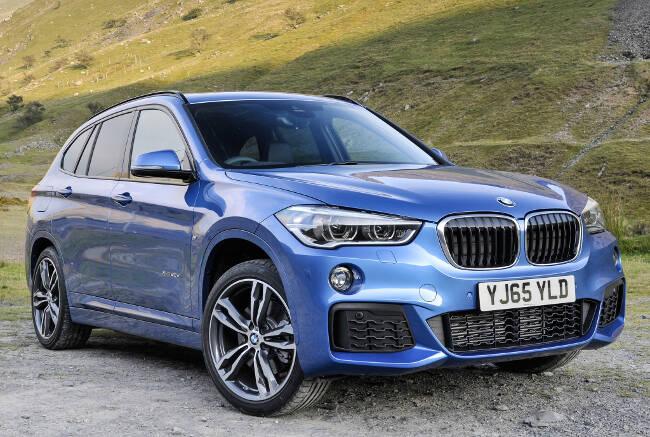 BMW X1 M Sport Package F48 - 9