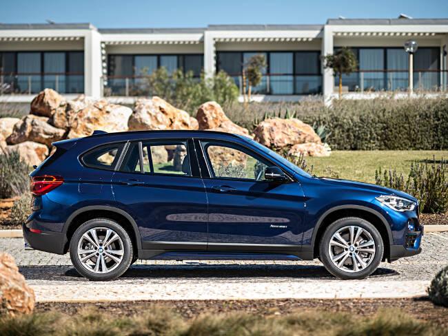 BMW X1 Sport Line F48 - 1