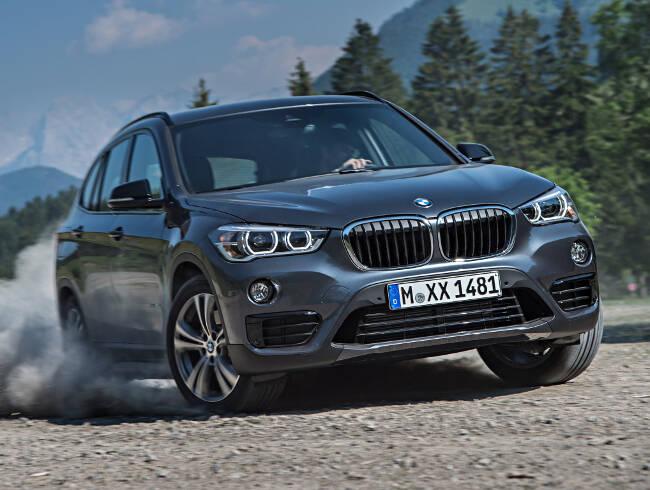 BMW X1 Sport Line F48 - 11