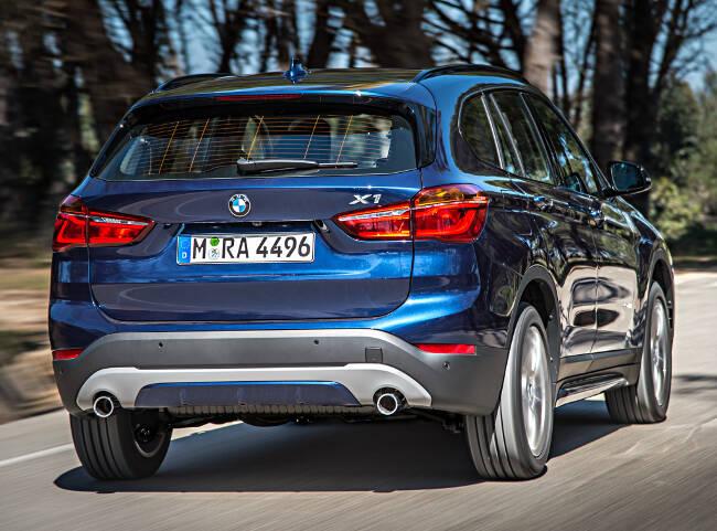 BMW X1 Sport Line F48 - 15