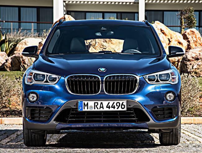 BMW X1 Sport Line F48 - 3