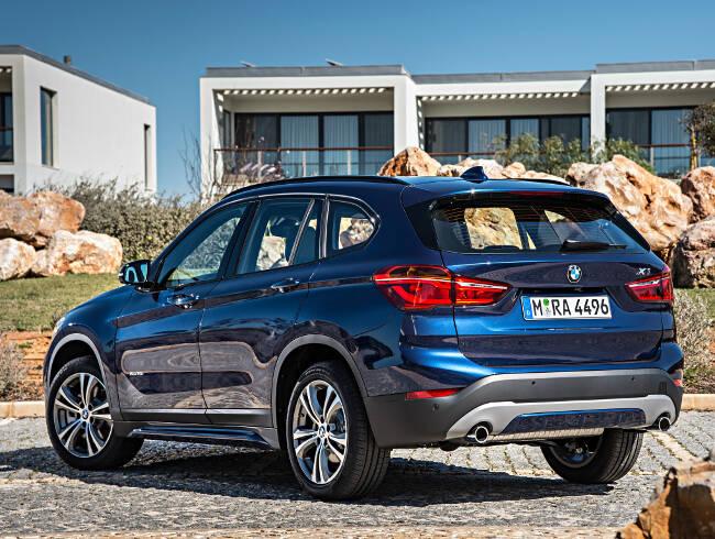 BMW X1 Sport Line F48 - 4