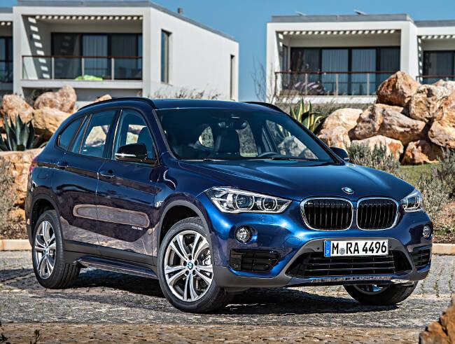 BMW X1 Sport Line F48 - 5