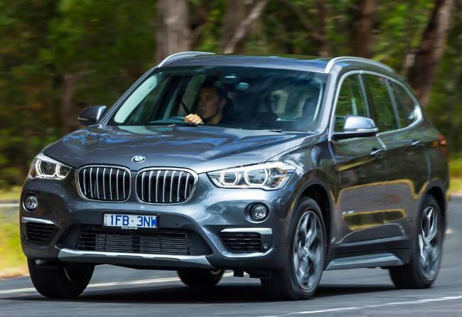 BMW X1 sDrive18d F48 - 2